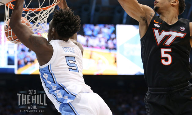 Photo Gallery: UNC Takes Out Virginia Tech