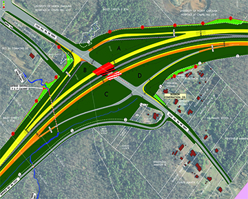 After Harsh Criticism, A New Plan for the Widening of 1-40 in Chapel Hill