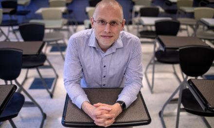 Focus Carolina: Jeffrey Greene