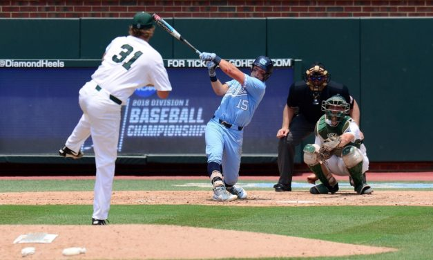 Michael Busch Selected a Preseason First Team All-American by Baseball America