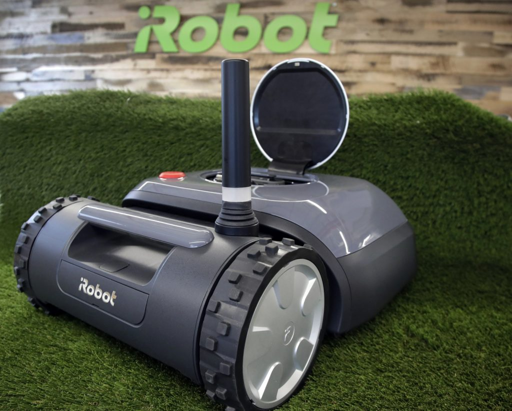 Where S My Robot Lawn Mower Roomba Maker Now Has An Answer