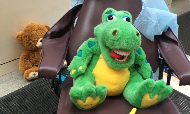 UNC's 'Give Kids A Smile' Makes Going to the Dentist Not So Bad