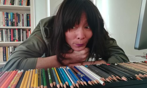 Tu for Two: Pencil Shrine