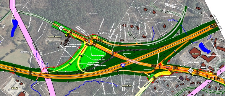 State Lawmaker Joins Local Officials Opposing Version of I-40 Expansion Proposal