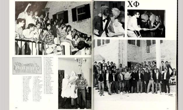 40 Years Later, DTH Writer Recalls 'Horrifying' Blackface Photo in UNC Yearbook