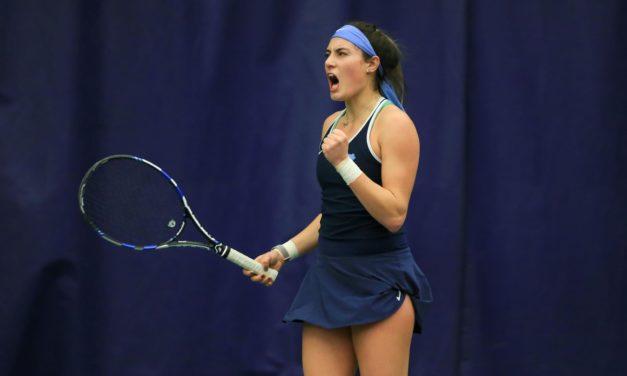 Women's Tennis: No. 2 UNC Advances to ITA National Indoor Semifinals With 4-1 Win Over UCLA