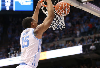 No. 8 Tar Heels Crush Wake Forest on the Road