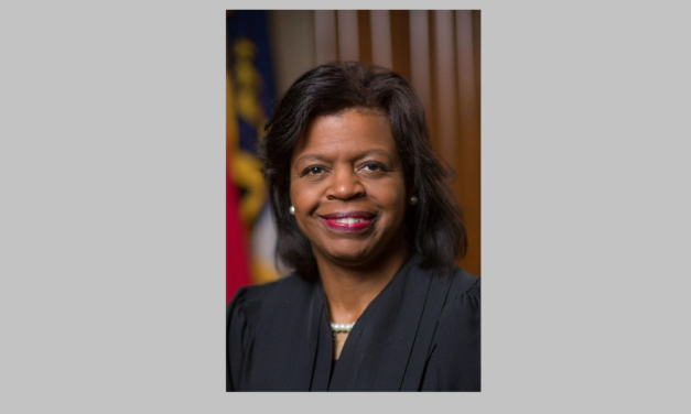 Beasley Elevated to Become North Carolina's Chief Justice