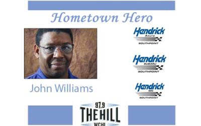 Hometown Hero: John Williams