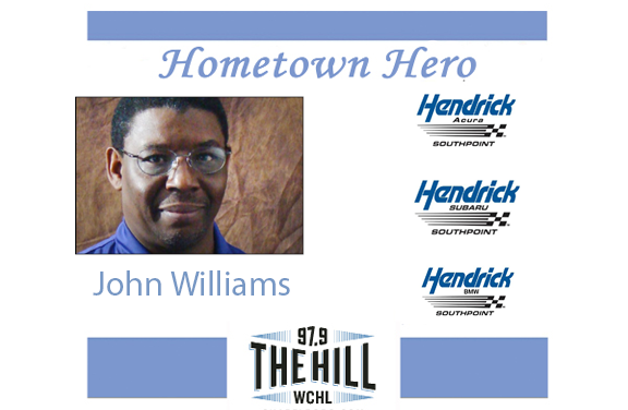 Hometown Hero: John Williams