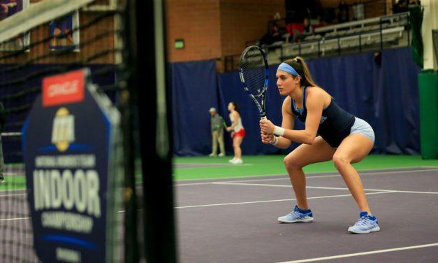 Women's Tennis: Georgia Upsets No. 2 UNC in ITA National Indoor Championship Match