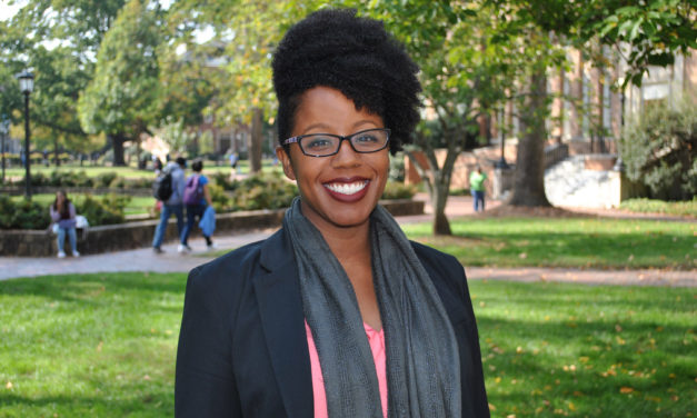 Focus Carolina: Amelia Gibson