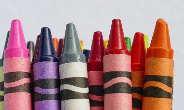 Small Business, Big Lessons: Time to Break Out The Big Crayons!