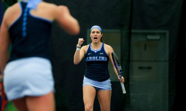 Alexa Graham Wins Second Straight ACC Women's Tennis Player of the Week Award
