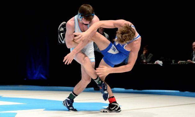 Eight UNC Wrestlers Among Initial NCAA RPI Rankings