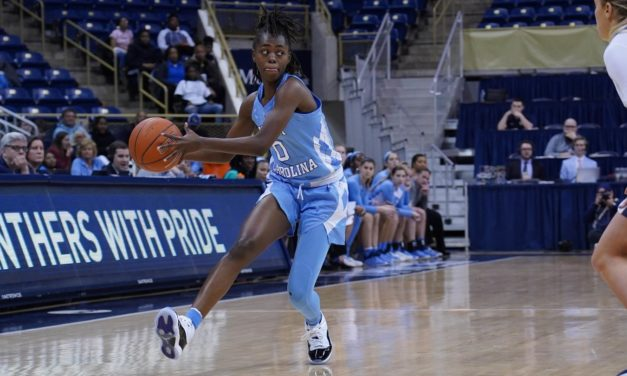 Pitt Topples UNC Women's Basketball 91-78