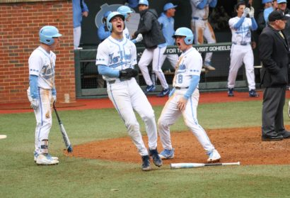 Baseball: No. 5 UNC Clinches Opening Series Victory With Late Rally Over Xavier