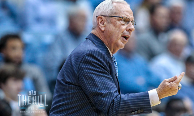Listen To The Top Calls From UNC Basketball's Win Over Wake Forest