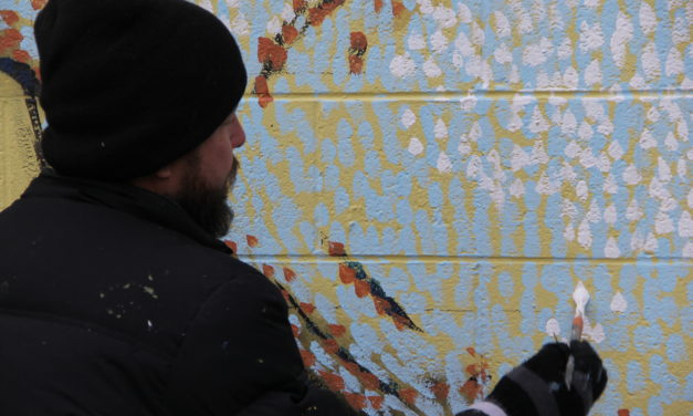 Right as Rain: The Murals of Our Memories