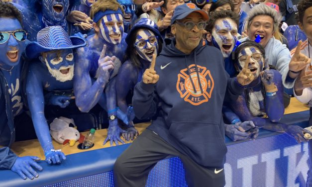 Barack Obama, Spike Lee Headline Top Celebrities at UNC vs. Duke Basketball Game