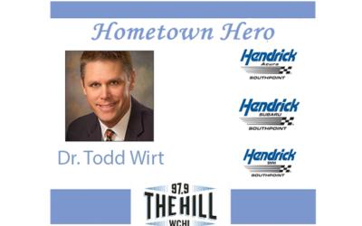 Hometown Hero: Dr. Todd Wirt