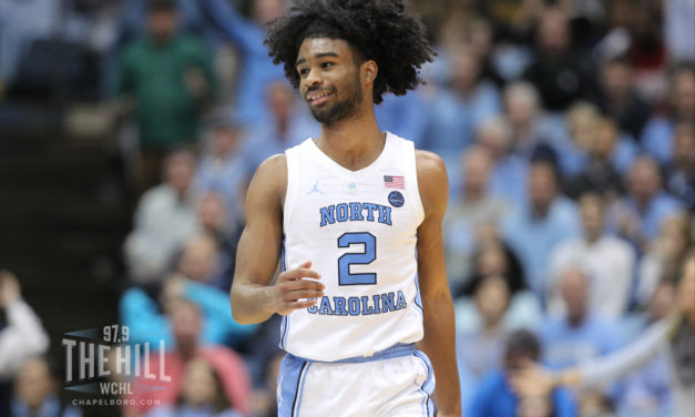 Coby White Is Electric, Scores 34 Points In UNC Basketball Win Over Syracuse