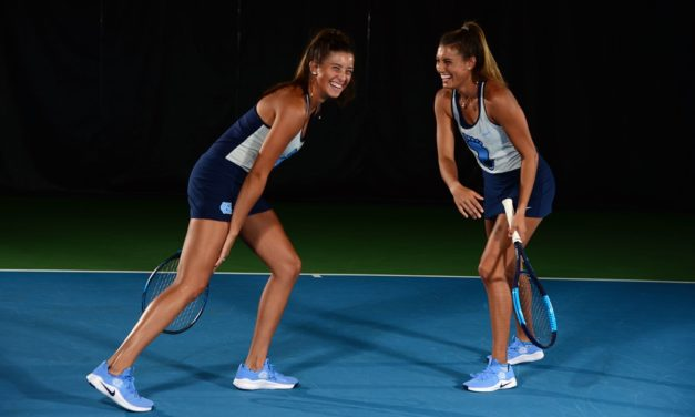 Women's Tennis: Two Tar Heels Claim Singles Championships at Furman Fall Classic