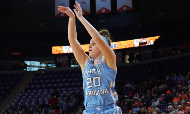 Leah Church to Graduate Early, Leave UNC Women's Basketball Team