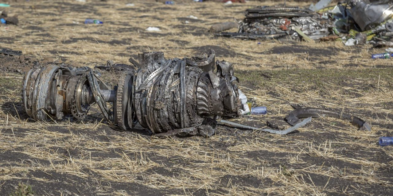 Ethiopian Airlines Says Analysis of Flight Recorders Begins