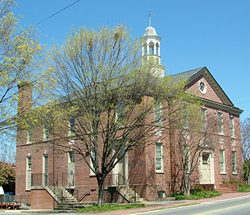 IFC Moving into Chapel Hill Historic Town Hall During New Facility Construction
