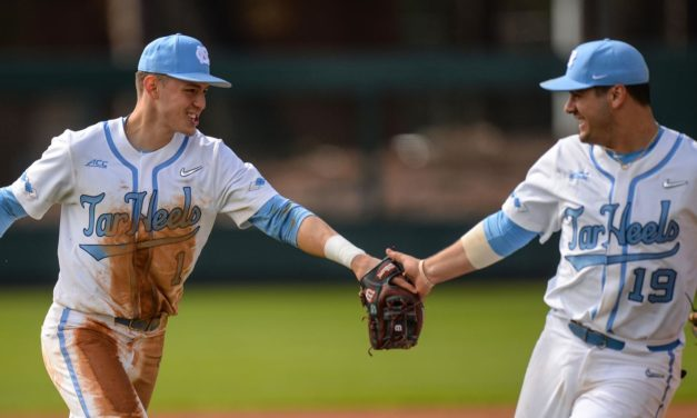 Aaron Sabato, Danny Serretti Each Named to Collegiate Baseball Freshman All-American Team