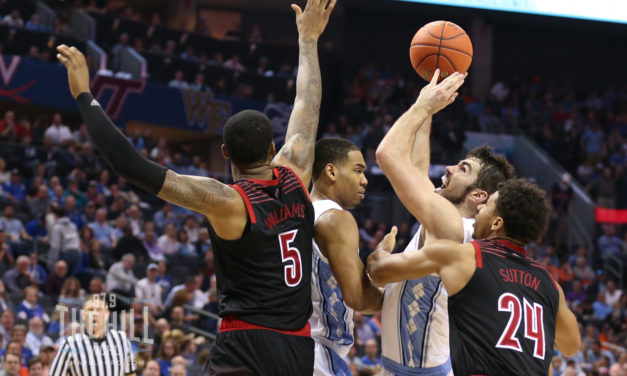 Photo Gallery: UNC Eliminates Louisville