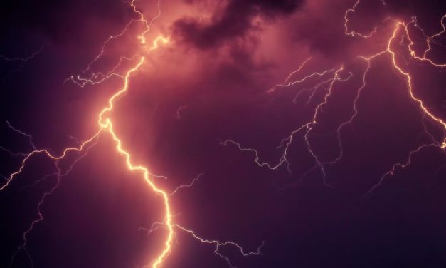 Local Lore: Falling Through a Thunderstorm