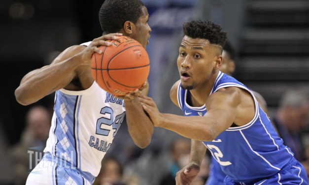 UNC Remains No. 3 in Final AP Men's Basketball Top 25