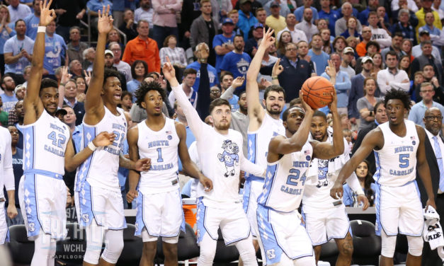 UNC Earns No. 1 Seed in NCAA Tournament
