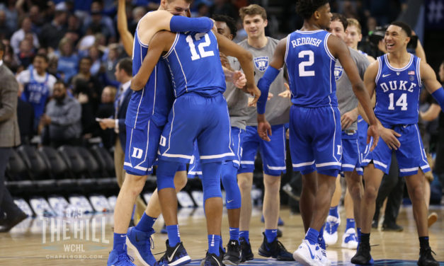 Chansky's Notebook: Disappearing Dukies