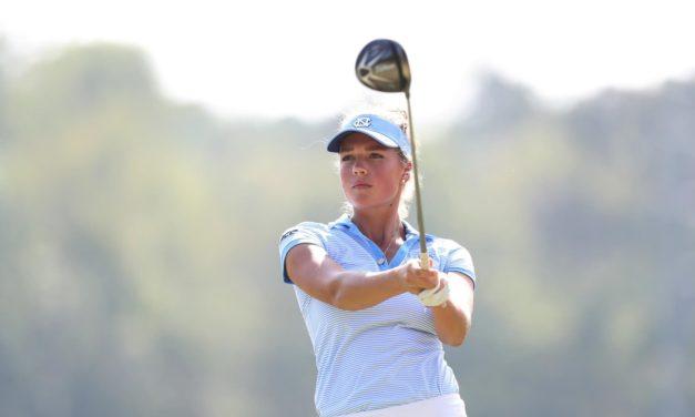 UNC Women's Golf Earns Best Finish of Season in the Dominican Republic