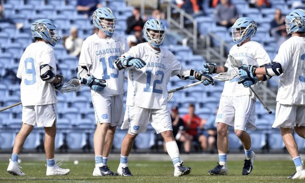 Men's Lacrosse: UNC Takes Down Cleveland State for Third Straight Win