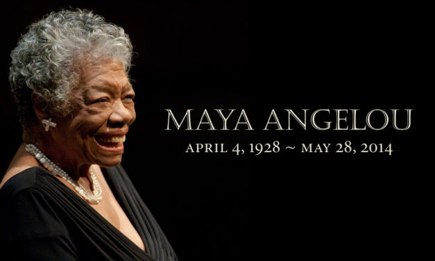 Right as Rain: That Time I Flirted with Maya Angelou