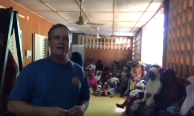 UNC Professor & Video Journalist Jim Kitchen Explains the Difficulties of Life in Niger