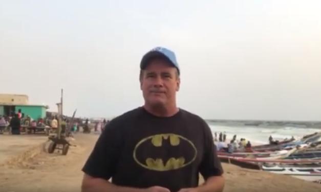UNC Professor & Video Journalist Jim Kitchen Explains the History of Slavery in Mauritania