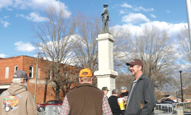 Chatham County Sets April Debate on Confederate Statue's Future