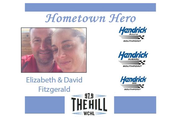 Hometown Hero: Elizabeth & David Fitzgerald