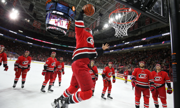 Chansky's Notebook: Time Out For Hockey