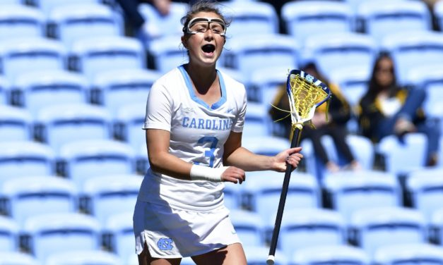 Six UNC Women's Lacrosse Players Selected to IWLCA All-South Region Teams