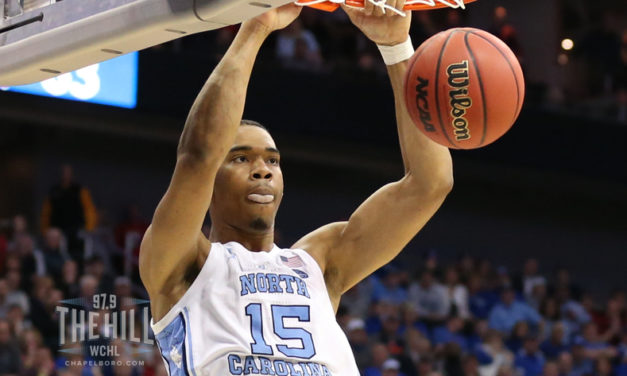 UNC to Host Wofford at Carmichael Arena in 2019 Matchup