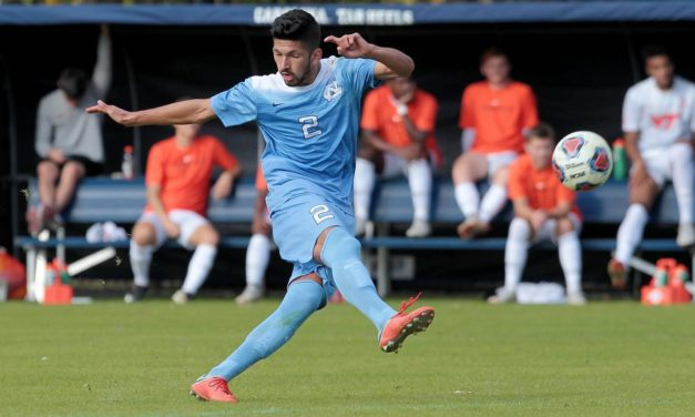 UNC Men's Soccer Downs Clemson on Penalty Kicks