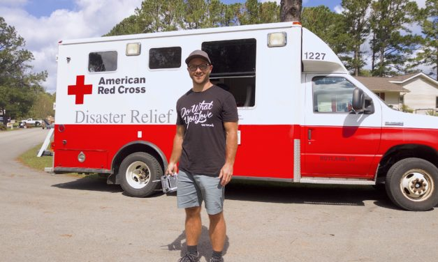 Right as Rain: Weathering Storms with American Red Cross