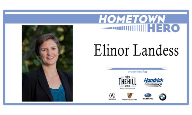 Hometown Hero: Elinor Landess