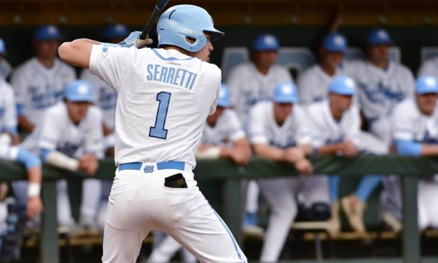 Furious Comeback Attempt Comes Up Short for UNC Baseball Against Georgia Tech